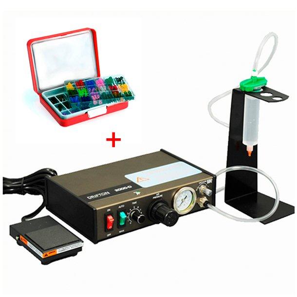 Package offer: Drifton 2000-D dispenser and dispensing tips kit