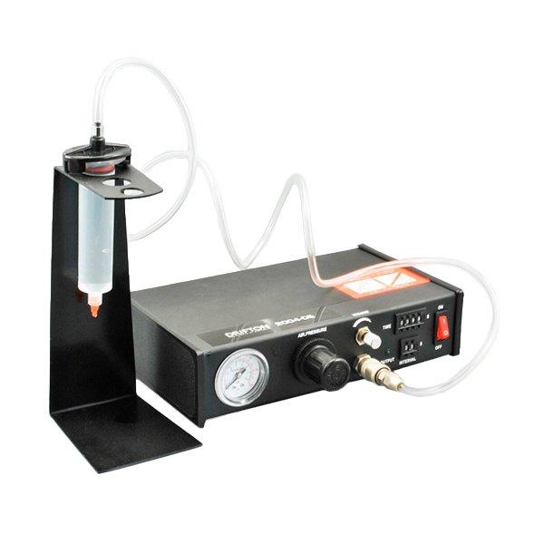 drifton 2004 de pneumatic interval dispenser for manual timed and