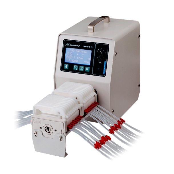 LP-BT100-1L Flow rate slangepumpe
